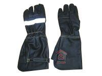 623/HT1 - pracovní ochranné rukavice pro hasiče, reflexní