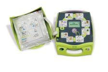 AED ZOLL plus otevřený