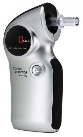 AL 6000 Silver - digitální detektor alkoholu