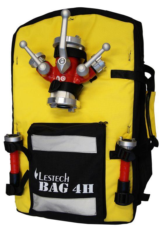 Batoh s vybavením na lesní požáry I. TURBOMATIC