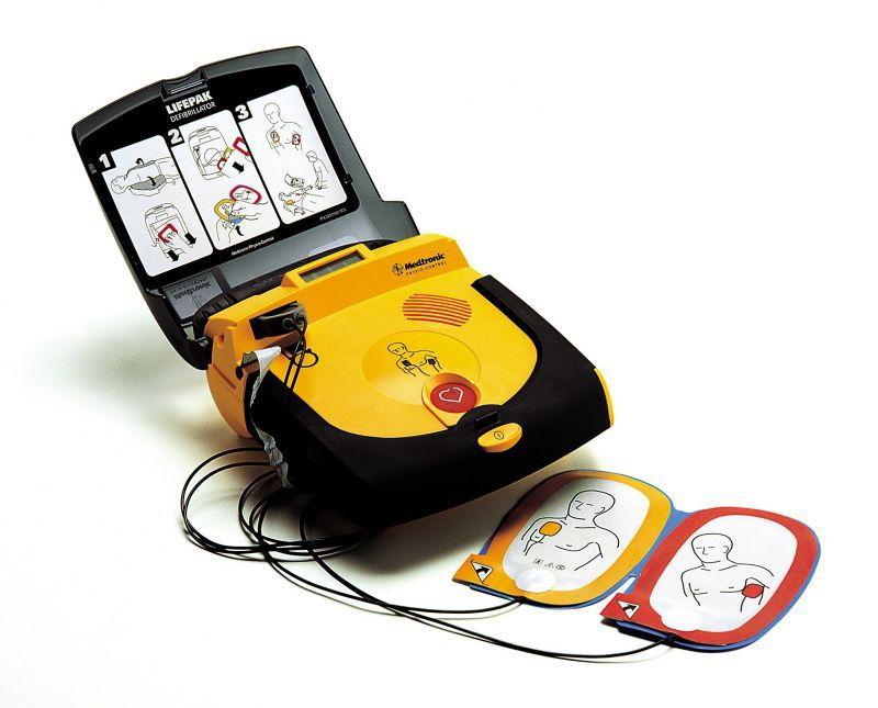 Defibrilátor LIFEPAK CR Plus AED