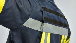 detail náprsní kapsa