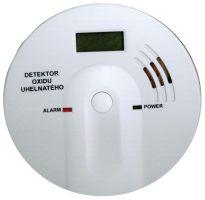 Detektor CO (hlásič oxidu uhelnatého) SFT – 111-LCD