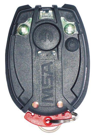 Detektor pohybu MSA motionSCOUT K - T verze s klíčem a teplotním senzorem - 10088034
