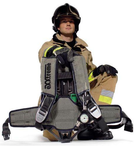 Dýchací prístroj - sestava EXXTREME MSA AutoMaXX