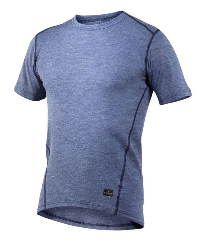 Nehořlavé funkční spodní prádlo Devold TOTAL - Triko KR  2959ab067f