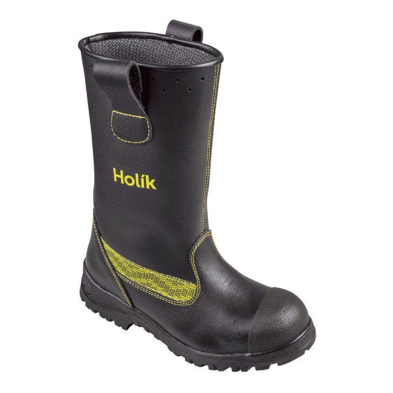 25a90b13679 Lipa 7113 - holeňová obuv s membránou YUMA