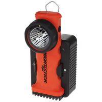 NIGHTSTICK - hasicská svítilna; nabíjecí; ATEX - oranžová