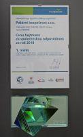 2018 cena hejtmana za společenskou odpovědnost