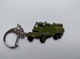 vojenský přívěsek