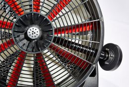 FANERGY V16 Rosenbauer - pretlakový ventilátor s vodní tryskou