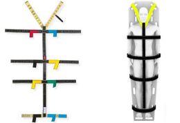 Fixační systém pro páteřní desku Reflex Straps