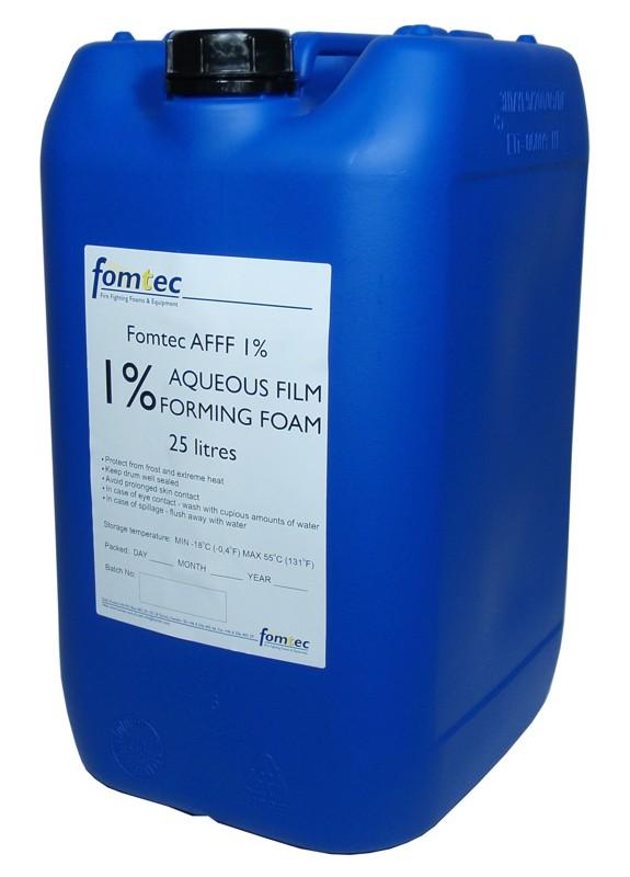 FOMTEC AFFF 1% PLUS / 1litr