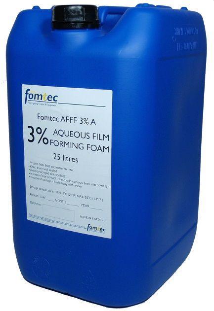 FOMTEC AFFF 3% A-5 / 1litr