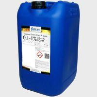 FOMTEC CLASS A SUPER 0,1 - 1% (25kg)