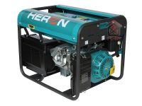 HERON EGM 60 AVR-3 6000W, 13 HP- elektrocentrála