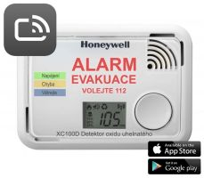 Honeywell XC100D-CSSK-A -detektor CO
