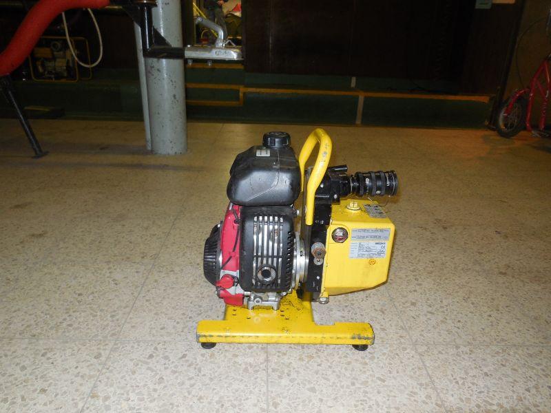 Hydraulický agregát Weber-Hydraulik V 400 S