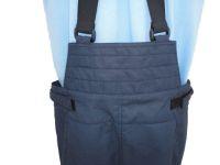 Hyrax - kalhoty, prodloužení zad