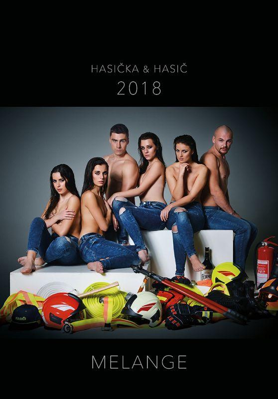 Kalendár nástenný MISS HASICKA 2018