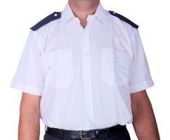 Košile bílá KR