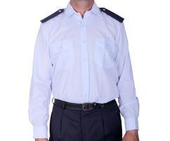 Košile modrá DR