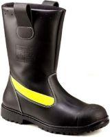 Lipa Basic 7114 - holeňová obuv bez membrány