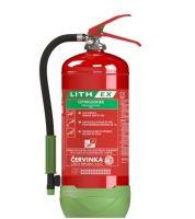 LithEx - hasicí prístroj na lithiové baterie 6 l