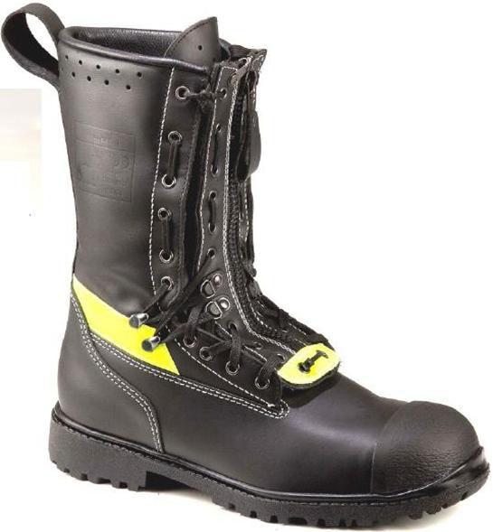 Lukov Basic 7109 - zásahová obuv bez membrány