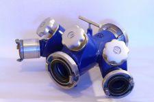 modrý rozdělovač