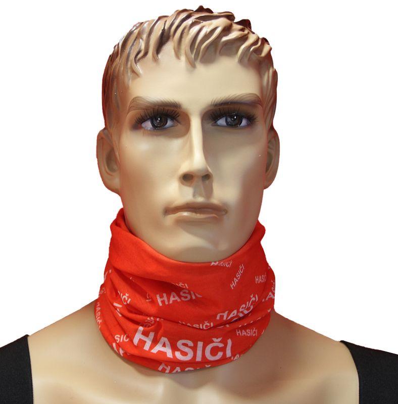Multifunkční sportovní šátek pro hasiče  db506fd001