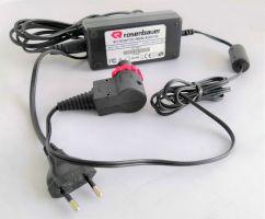 Nabíjecí adapter 230V pro RLS 1000 a RLS 2000
