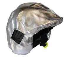 Ochranný návlek na prilbu Gallet F1 SF pohliníkovaný