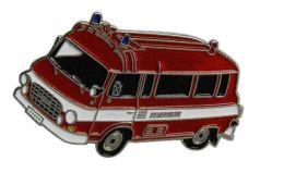 Odznak auto hasicské - FEUERWEHR BARKAS