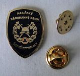 odznak HZS