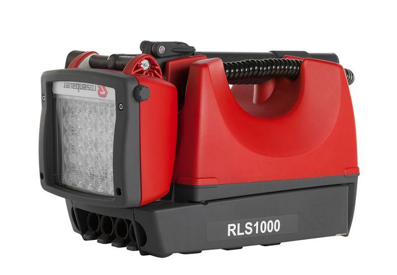 Osvětlovací přenosný systém RLS 1000 Rosenbauer
