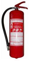 P6Te - práškový hasicí přístroj