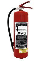 P6Th - práškový hasicí prístroj