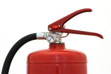 P6Th - práškový hasicí přístroj