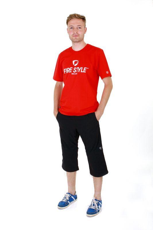 Pánské 3 4 kalhoty FIRE STYLE no.106  7bbcaf4564