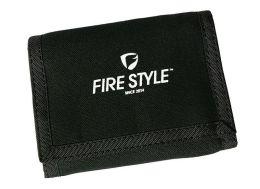 Peněženka FIRE STYLE no.111 černá