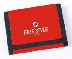 Peněženka FIRE STYLE no.111 červená