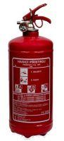 PG2LE - práškový hasicí prístroj