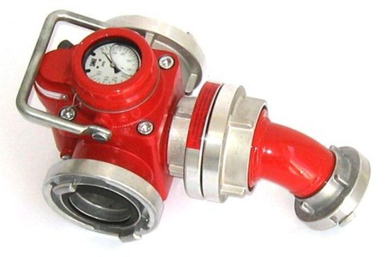 Pretlakový ventil s úpravou pro sport nezaplombovaný