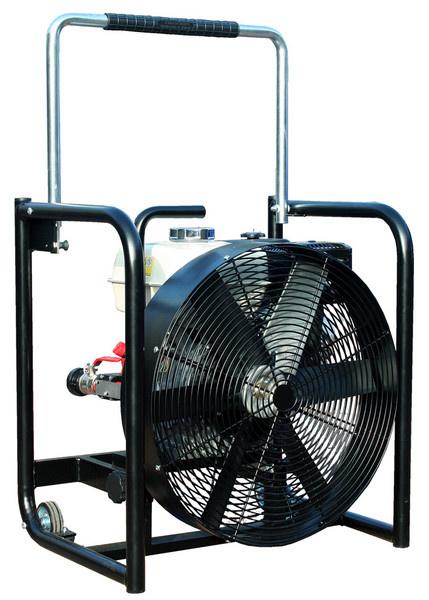 Přetlakový ventilátor PH-VP 600 GX270