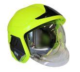 Přilba Gallet F1 XF STANDARD - fluorescenční (čirý štít)