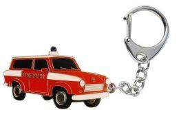 Prívesek auto hasicské FEUERWEHR TRABANT