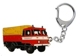 Prívesek auto hasicské Robur 1 Feuerwehr