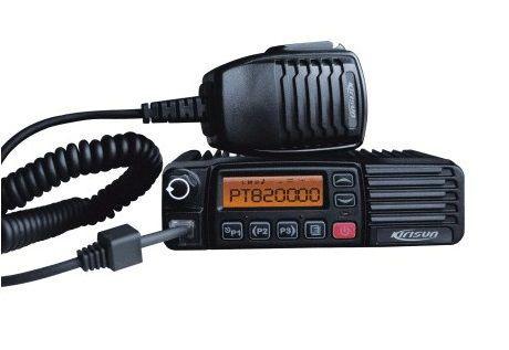 PT 8200 - Vozidlová radiostanice