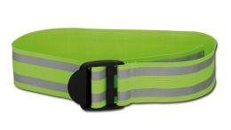 Reflexní elastický náramek s přezkou